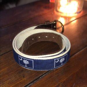 Accessories - SC Palmetto Belt